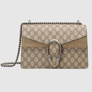 Women Gucci Dionysus GG Supreme Mini Bag